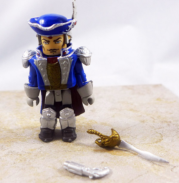Jonathan Barnet Loose Minimate (Calico Jack's Pirate Raiders TRU Series 1)