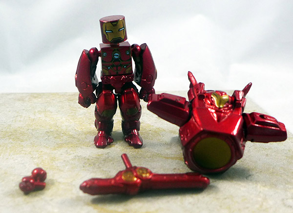Iron Man Phoenix Killer Armor Loose Minimate (A vs. X Box Set)