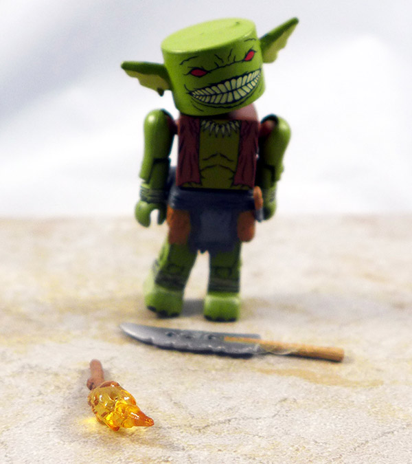 Goblin Warrior Loose Minimate (Pathfinder Box Set)