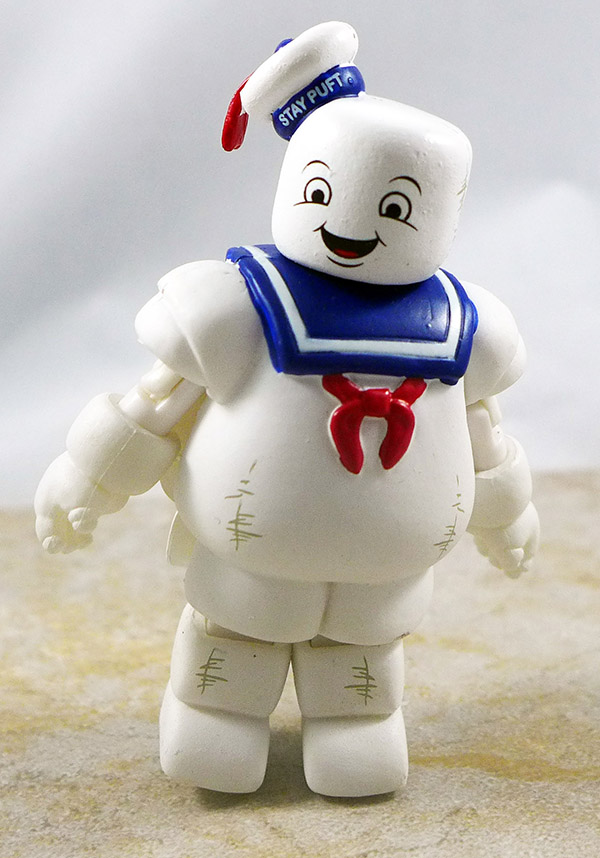 Mr. Stay Puft Loose Minimate (Ghostbusters Reboot TRU Series 1)