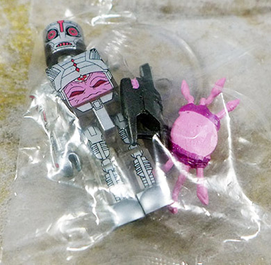 Kraang Loose Minimate (TMNT Blind Bag Series 5)
