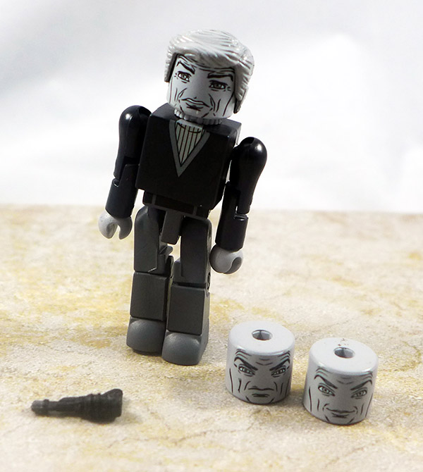 Dr. Zachary Smith Loose Minimate (SDCC 2013 Previews Two Pack)