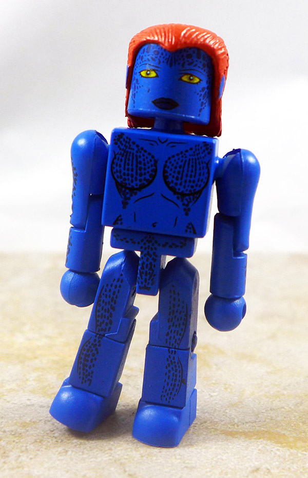 Mystique Loose Minimate (Wave 58)