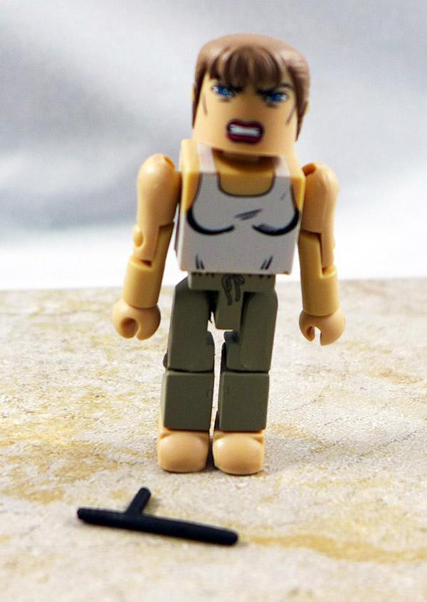 Inmate Sarah Connor Loose Minimate (Terminator 2 Wave 2)
