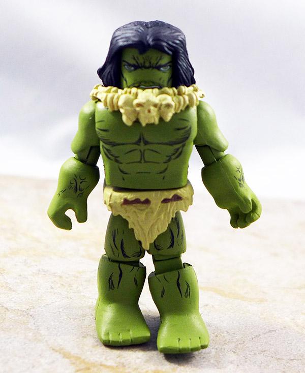Barbarian Hulk Loose Minimate (Incredible Hulk Through the Ages Box Set)