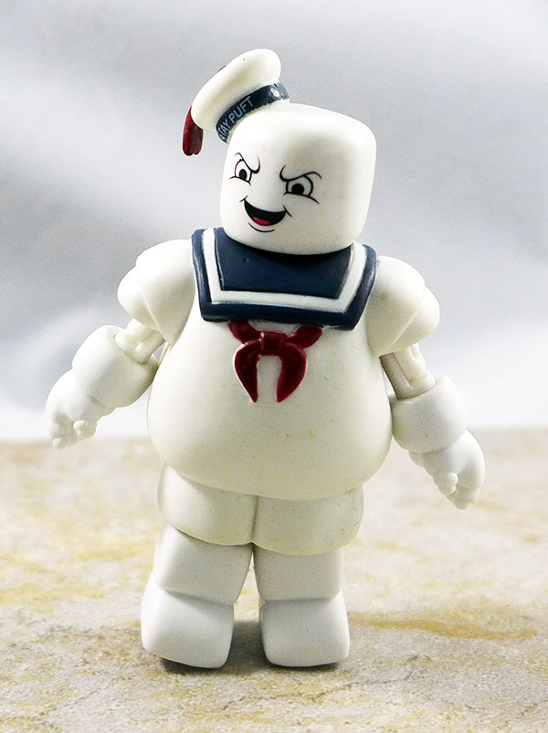 Stay Puft Marshmellow Man Loose Minimate (Ghostbusters Box Set Series 2)