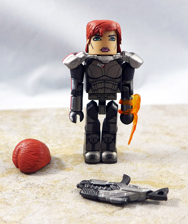 Commander Jane Shepherd Loose Minimate (Mass Effect Blind Wave 1)