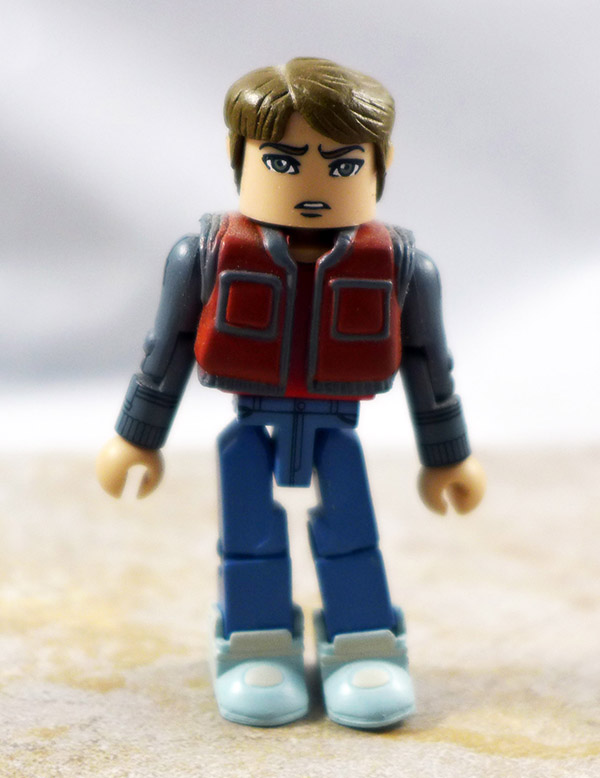Future Marty McFly Loose Minimate (Back to the Future 2 Box Set)