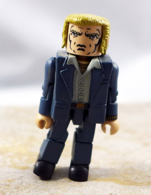 Alternate 1985 Biff Tannen Loose Minimate (Back to the Future 2 Box Set)