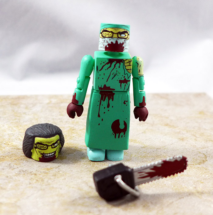 Zombie Surgeon Loose Minimate (2011 NYCC Two Pack)