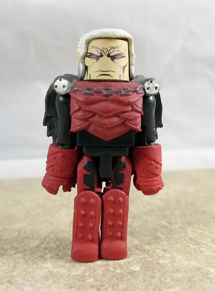 Red Tornado Loose Minimate (DC Minimates Series 5)