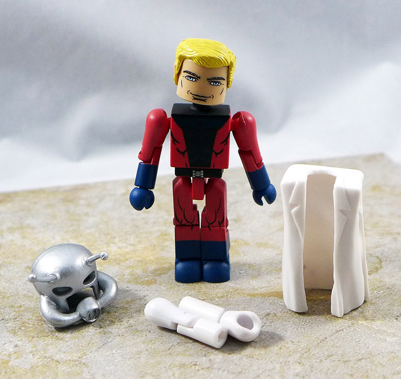 Lab Attack Ant-Man Loose Minimate (Greatest HIts Wave 2)