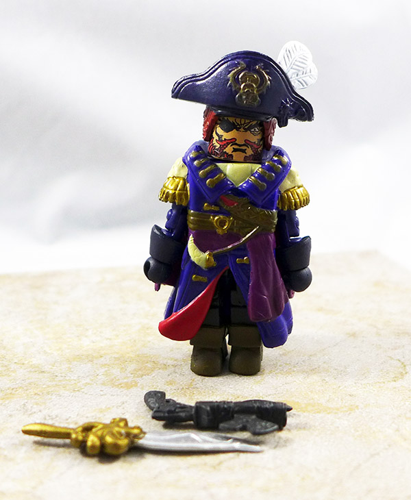 Robert Deal Loose Minimate (Calico Jack's Pirate Raiders TRU Series 1)