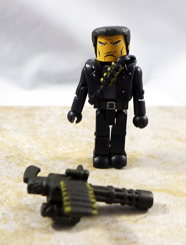 Assault Gear T-800 Loose Minimate (Terminator 2 TRU Wave 1)