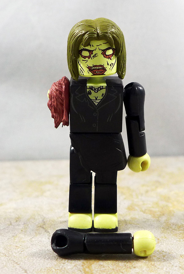 Business Zombie Loose Minimate (Walking Dead TRU Wave 5)