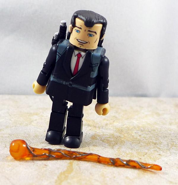 Courtroom Peter Venkman Loose Minimate (Ghostbusters TRU Series 1)