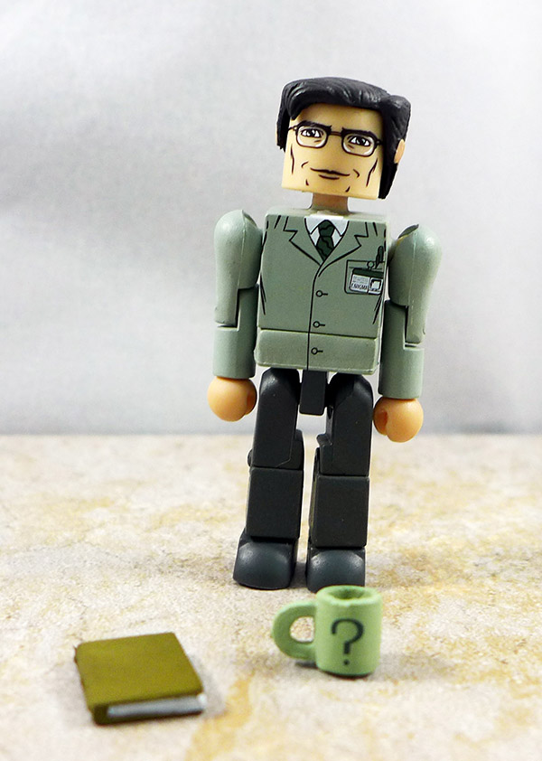 Edward Nygma Loose Minimate (Gotham Box Set 1)