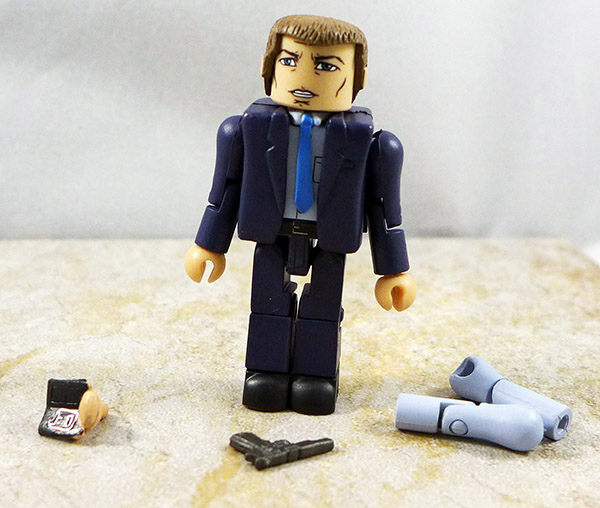 Det. Jim Gordon Loose Minimate (Gotham Box Set 1)