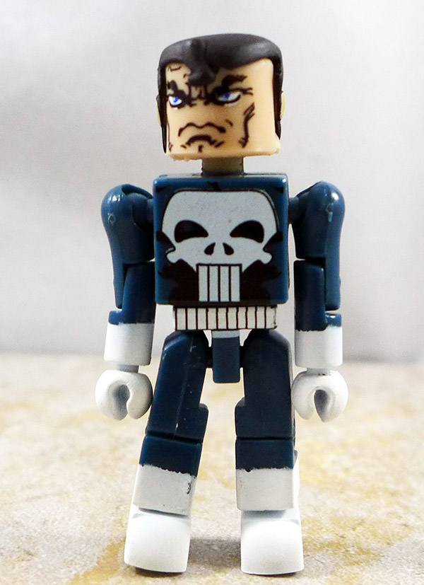 Punisher Loose Minimate (SDCC 2004 Exclusive)