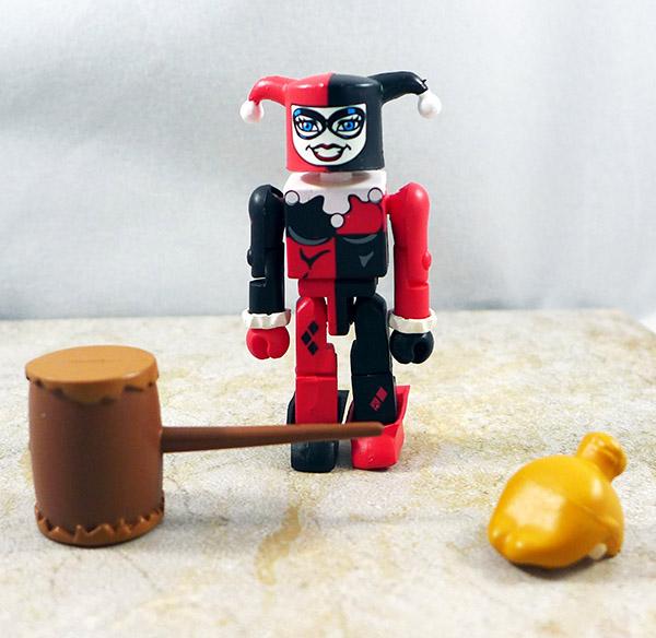Harley Quinn Loose Minimate (DC Minimates Series 1)