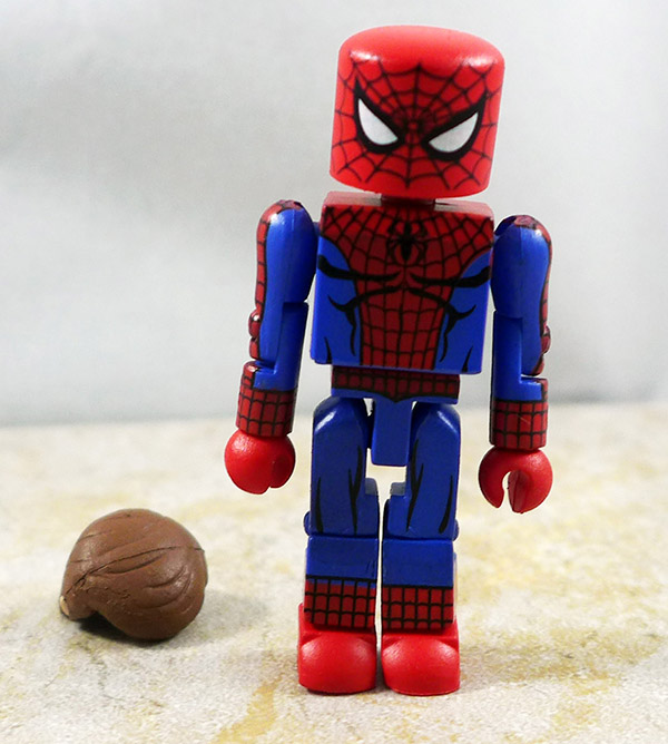 Classic Spider-Man Loose Minimate (Wave 24)