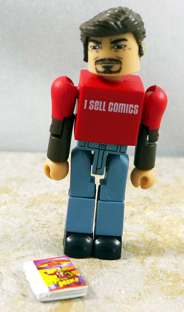 Mike Loose Minimate (Comic Book Men Box Set)