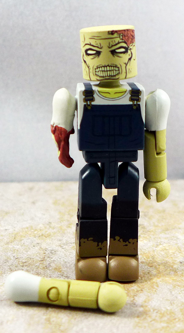 Barn Zombie Loose Minimate (Hershel's Farm Box Set)