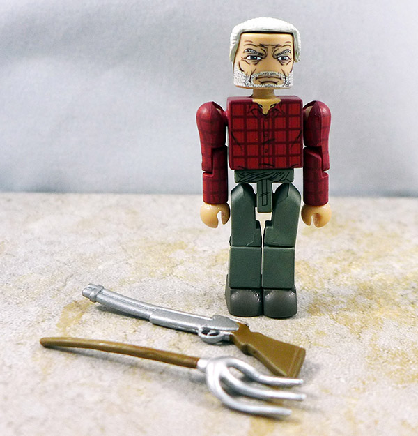 Hershel Loose Minimate (Hershel's Farm Box Set)