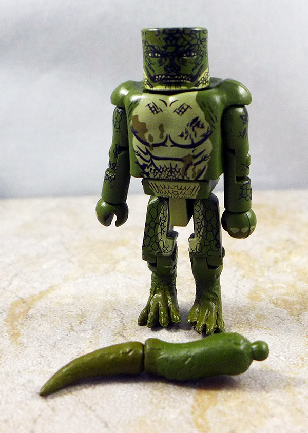 Underground Battle Lizard Loose Minimate (SDCC 2012 Exclusive)
