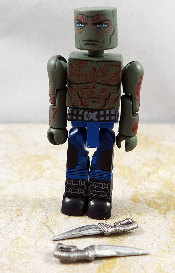 Drax Loose Minimate (TRU Guardians of the Galaxy Vol. 2 Wave)