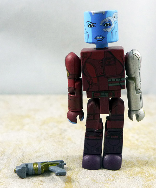 Nebula Loose Minimate (TRU Guardians of the Galaxy Vol. 2 Wave)