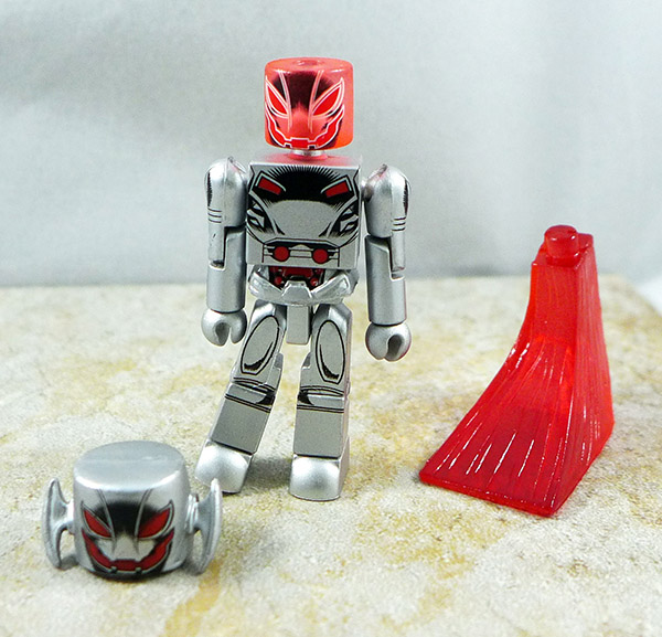 Ultron Drone Loose Minimate (Villain Zombies Box Set 3)