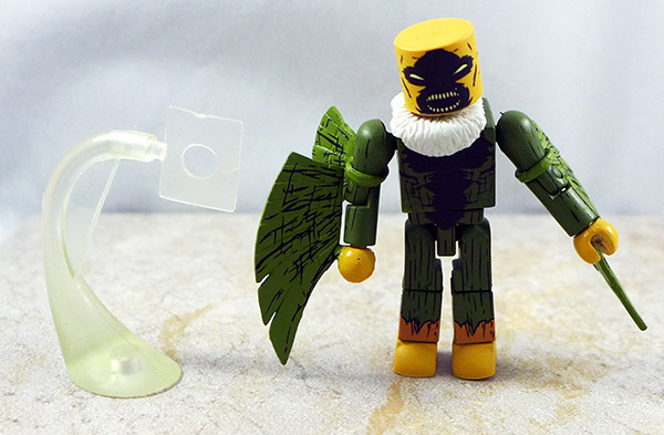 Zombie Vulture Loose Minimate (Villain Zombies Box Set 3)