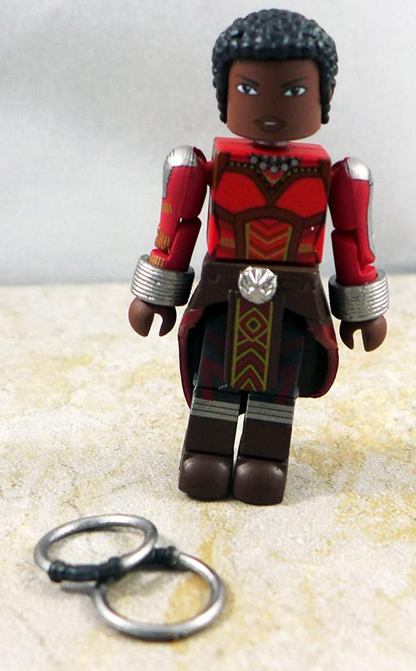 Dora Milaje Nakia Loose Minimate (TRU Black Panther Wave)