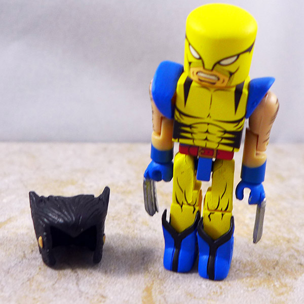 First Appearance Wolverine Loose Minimate (TRU Wave 22)