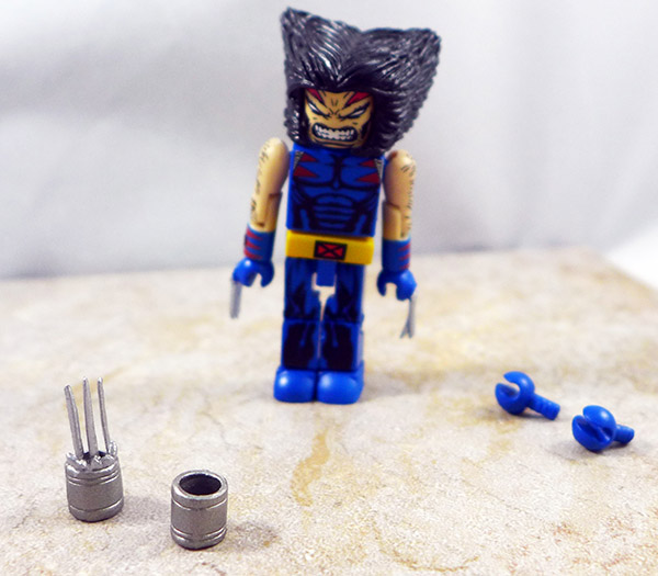 Wolverine Loose Minimate (Age of Apocalypse Box Set 2)