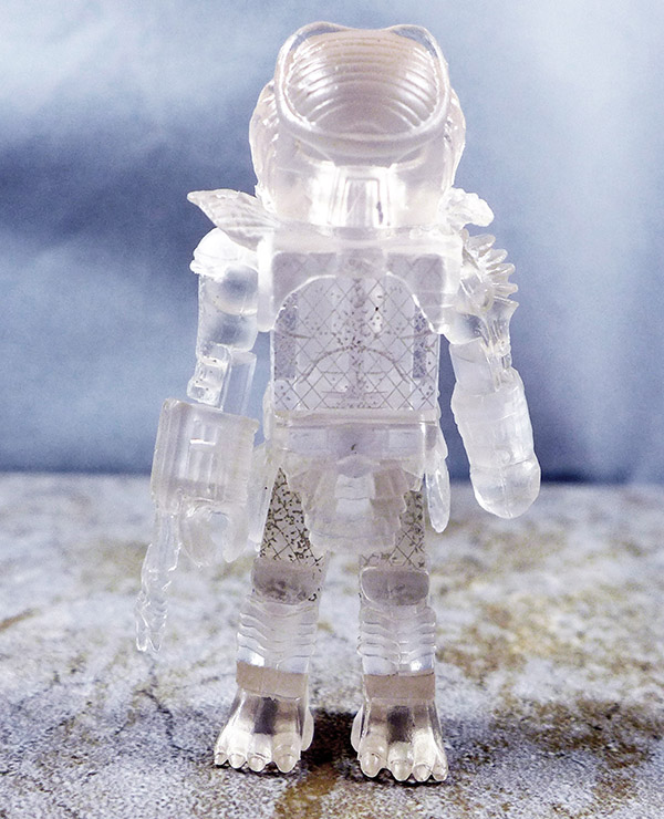 Cloaked Warrior Predator Loose Minimate (Predator TRU Series 3)