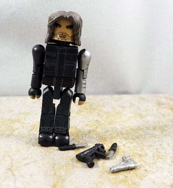 Winter Soldier Loose Minimate (Wave 66)