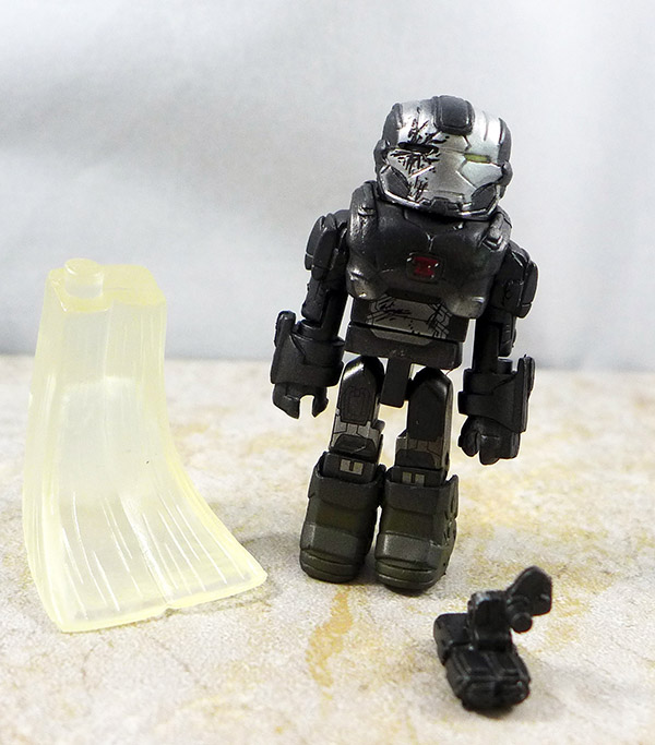 Battle Damaged War Machine Loose Minimate (Wave 66)