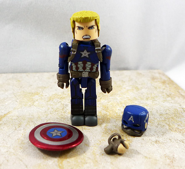Captain America Loose Minimate (Wave 66)