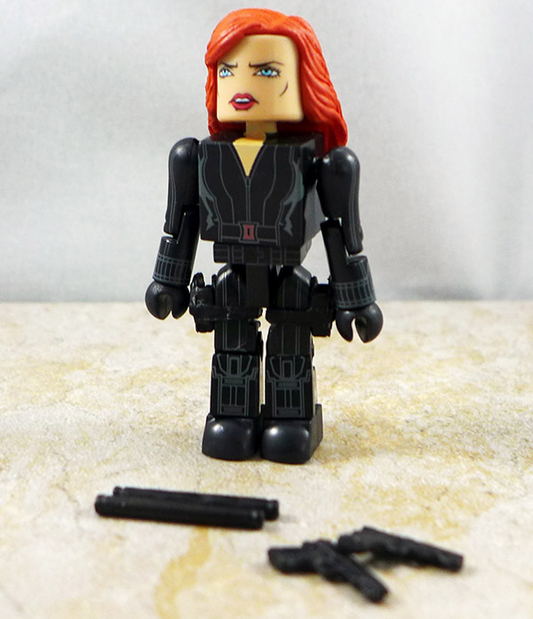 Black Widow Loose Minimate (Wave 67)