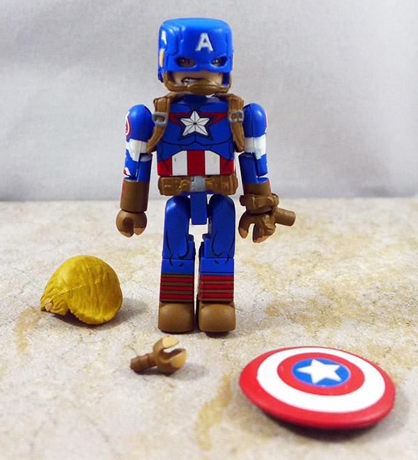 Captain America Loose Minimate (Walgreens Wave 3)