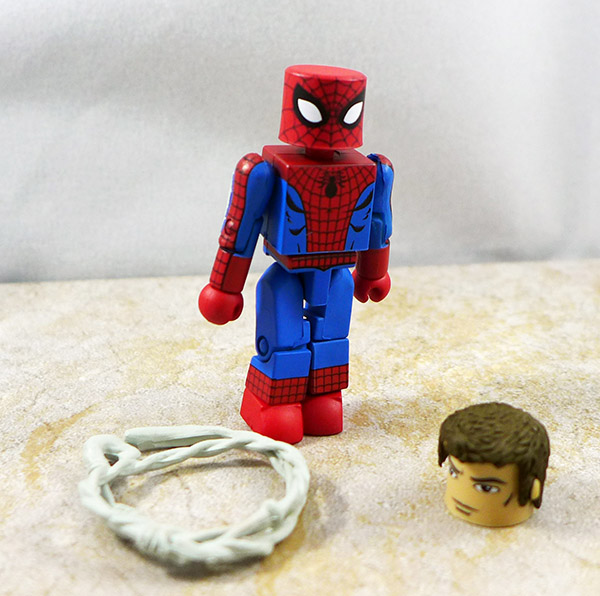 Spider-Man Loose Minimate ('Best of' Wave 1)