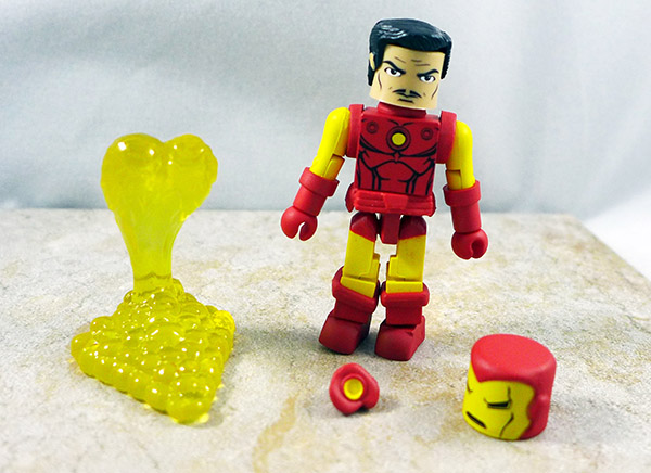 Iron Man Loose Minimate ('Best of' Wave 1)