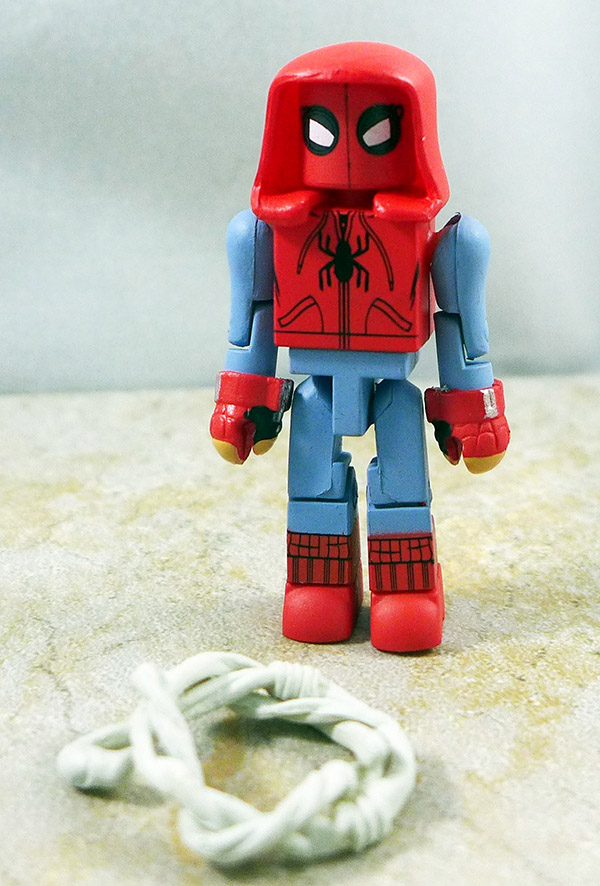 Homemade Suit Spider-Man Loose Minimate (Wave 73)