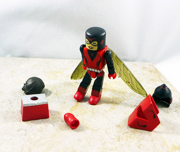 Wasp Loose Minimate (Avengers Box Set)