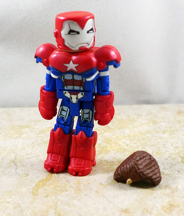 Iron Patriot Loose Minimate (Dark Avengers Box Set)