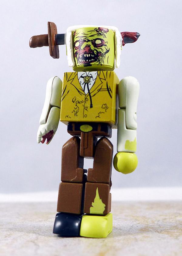 Stabbed Zombie Loose Minimate (Walking Dead Wave 2)