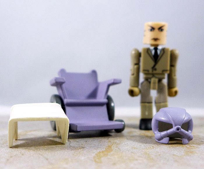 Professor X Loose Minimate (Marvel Exclusives Two Packs)