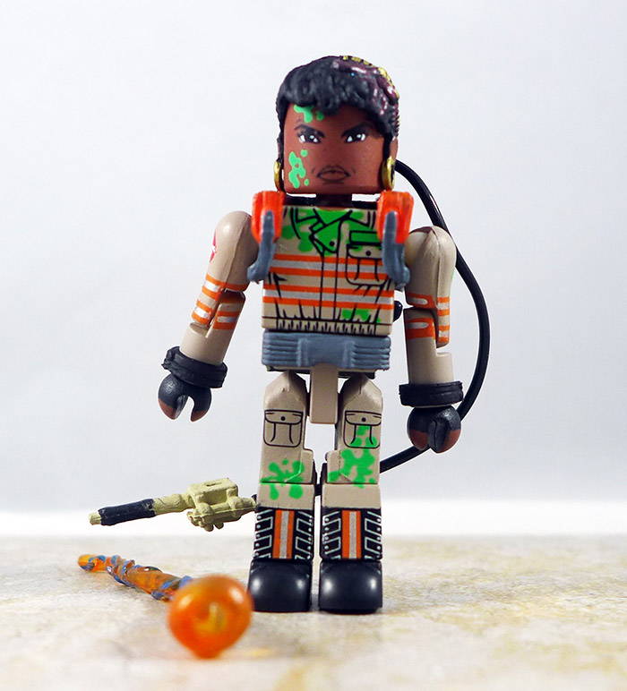 Patty Tolan Loose Minimate (Ghostbusters Reboot Series 1)
